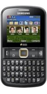 Samsung E2220 Ch@t 222